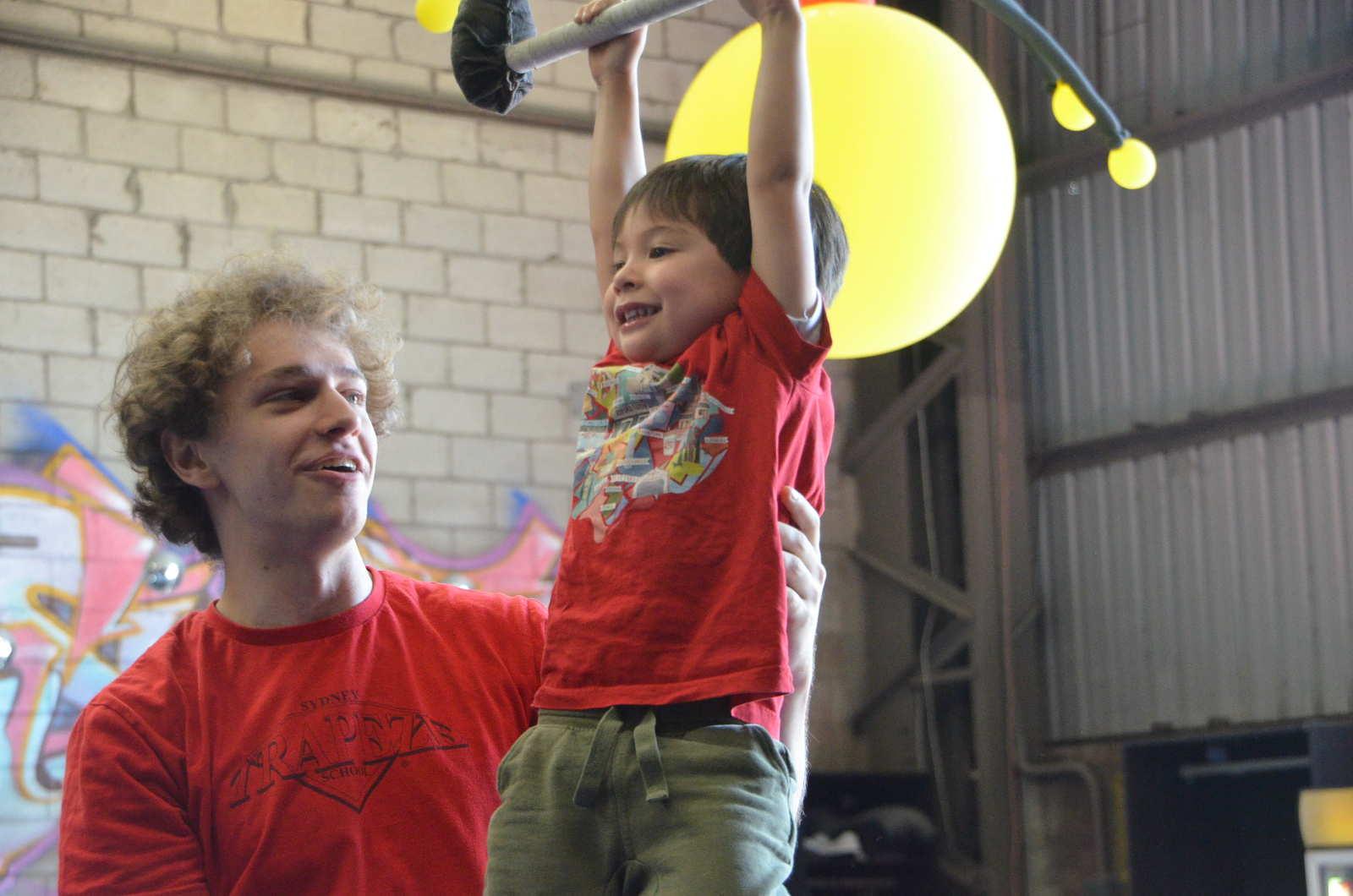 Kids Trapeze