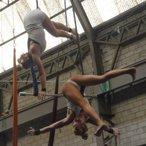 Doubles Trapeze