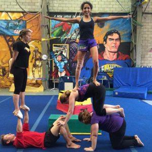 Group Acrobatics