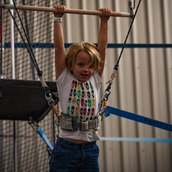 Flying Trapeze Kids