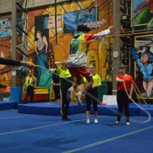 Teens Circus