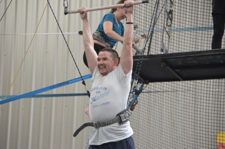 Flying Trapeze Fun